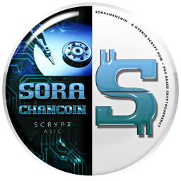 [ANN] SorachanCoin SORA – Hybrid PoW / PoS CryptoCurrency